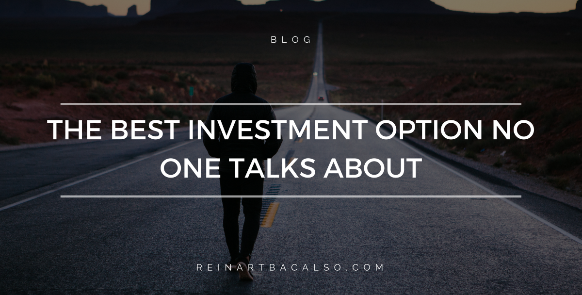 The Best Investment Option No One Talks About